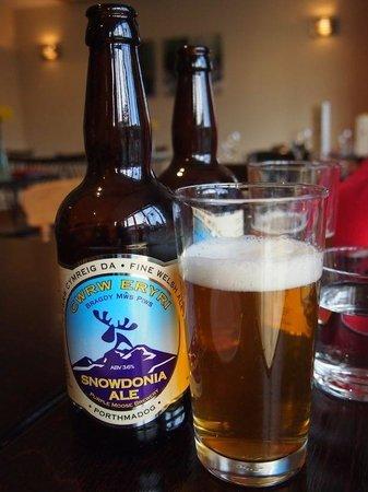 The Peak Restaurant: Beer