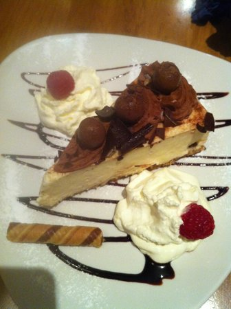 Amici: Best Cheesecake ever!!