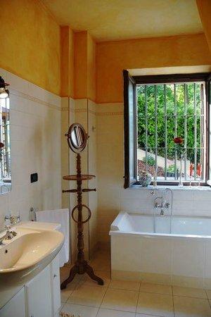 Villa Valentino : toilette