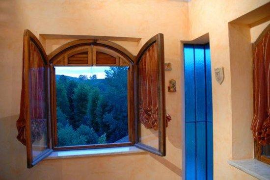 Villa Valentino : veduta torre