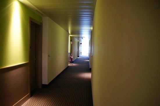 Mercure Venezia Marghera hotel: hallway