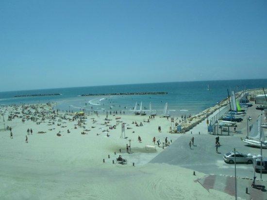 Herods Tel Aviv: Beach & Jetty at Herods