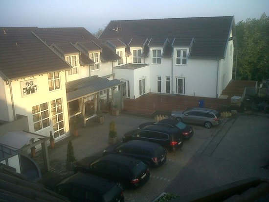 Hotel Waldesrand: Room with a view