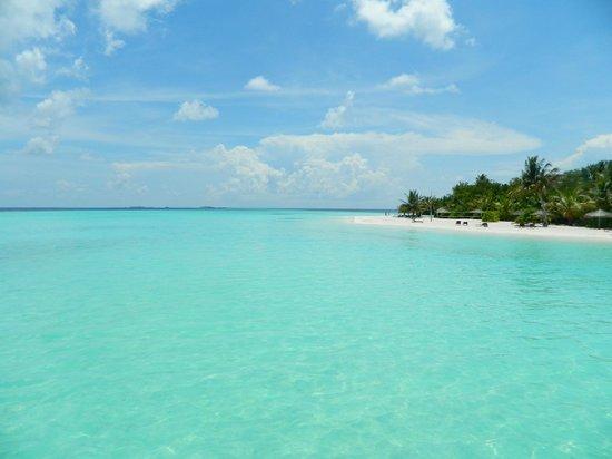Ranveli Village: spiaggia