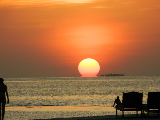 Ranveli Village: tramonta