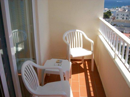 Invisa Hotel Ereso : Balcony