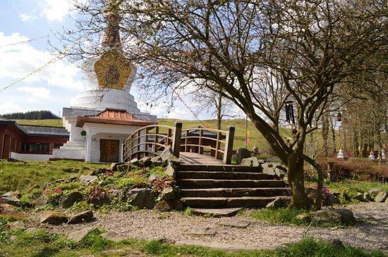Kagyu Samye Ling Tibetan Buddhist Monastery and Centre for World Peace and Health: Peace Gardens