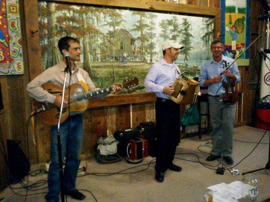 Boutin's: die bescheidenen hervorragenden Musiker