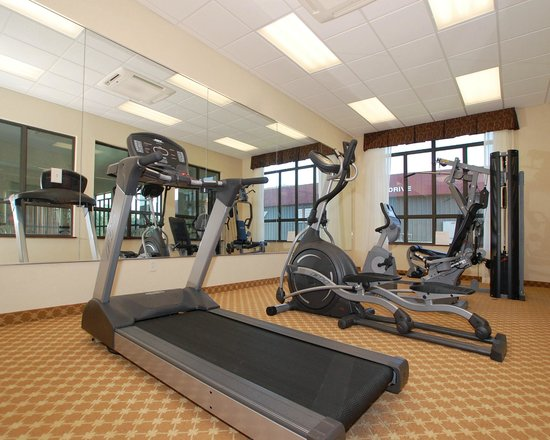 Comfort Inn & Suites : Workout Room