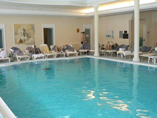 Continental Terme Hotel: Piscina interna