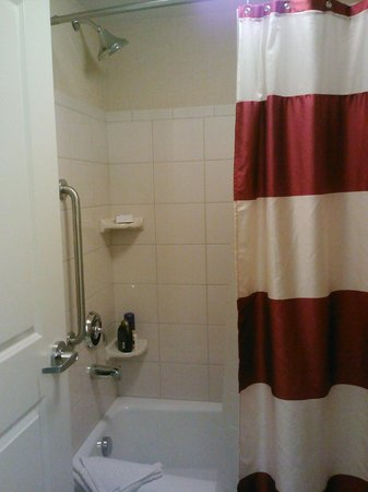 Residence Inn Glenwood Springs : shower