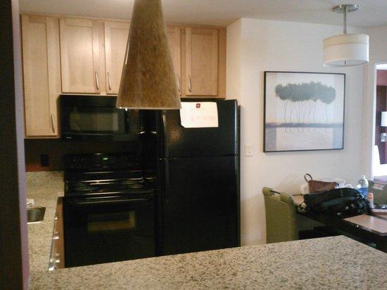 Residence Inn Glenwood Springs: kitchen