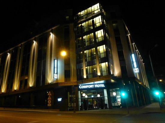 Comfort Hotel LT Rock'N'Roll Vilnius : Outside