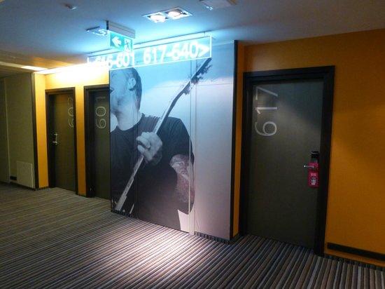 Comfort Hotel LT Rock'N'Roll Vilnius: 6th Level