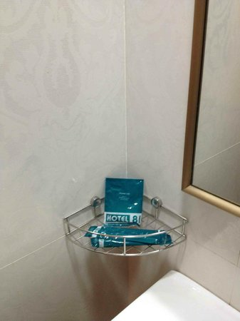 โรงแรม 81 โคแวน: Limited (edition) toiletries