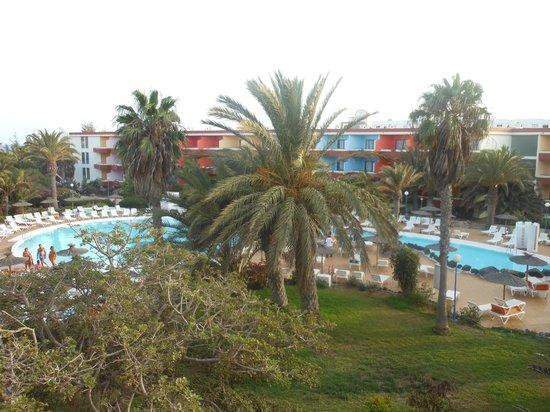 Hotel Fuerteventura Playa : Vista desde la terraza de la habitación