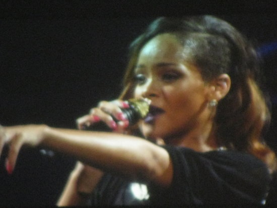 Prudential Center : Rihanna concert