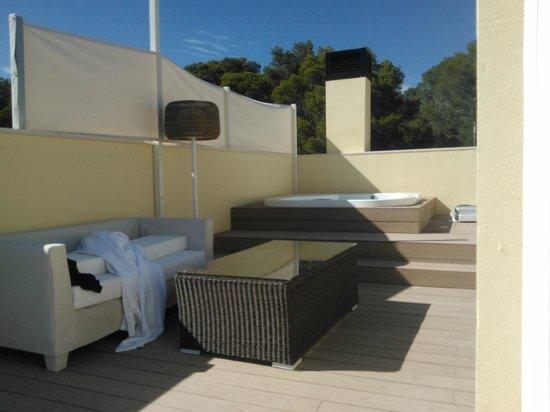 IBEROSTAR Suites Hotel Jardin del Sol: hot tub