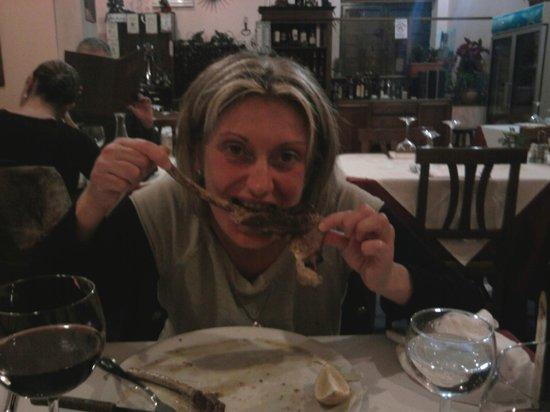 Trattoria Il Nibbio: la buttera si mangia così