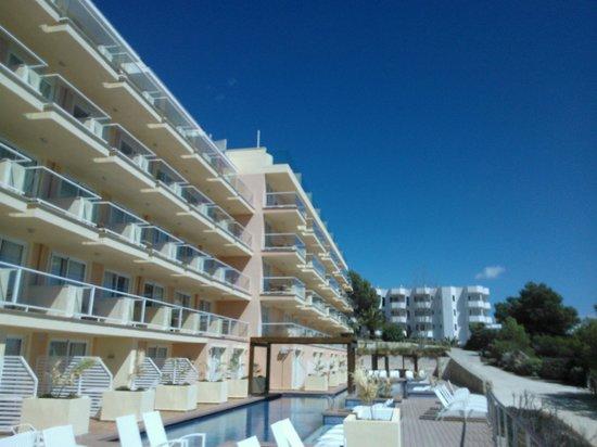 Iberostar Jardin Del Sol Suites: new part of the hotel
