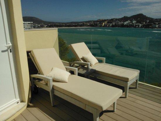 Iberostar Jardin Del Sol Suites: roof top private terrace