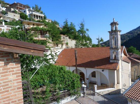 Casale Panayiotis: Byzantium church