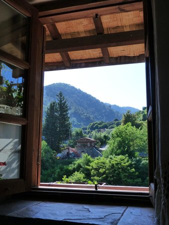 Casale Panayiotis: View from Cafenio