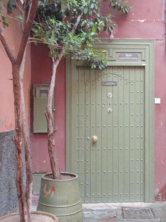 RIAD JARDIN DES REVES : Entrada