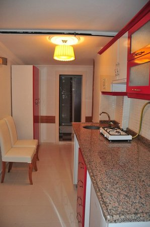 Taksim Comfort Home: view from studio room