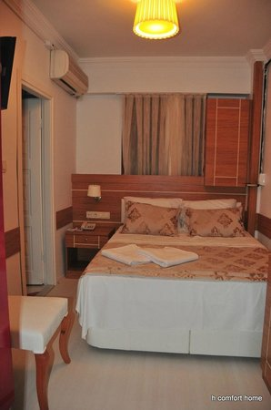 Taksim Comfort Home: standart room bed