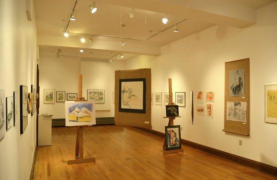 Catamount Film & Arts : Main Gallery