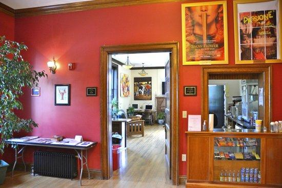 Catamount Film & Arts : Front Lobby