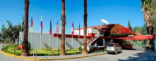 DM Hoteles Moquegua: Fachada