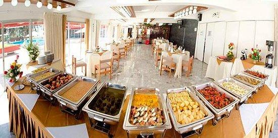 DM Hoteles Moquegua: Buffette