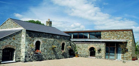 The Old Gasworks Building now houses the Skibbereen Heritage Centre