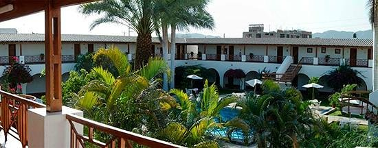 DM Hoteles Nasca