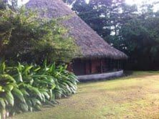 Sarapiquis Rainforest Lodge: hotel 'cabin' with 9 rooms
