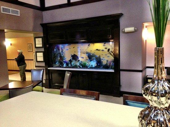 Hampton Inn & Suites Galveston: Hotel Lobby