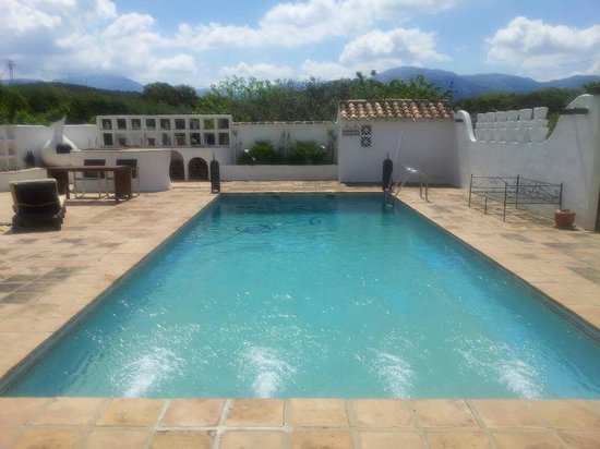 Finca Los Pinos Guesthouse: Very inviting!