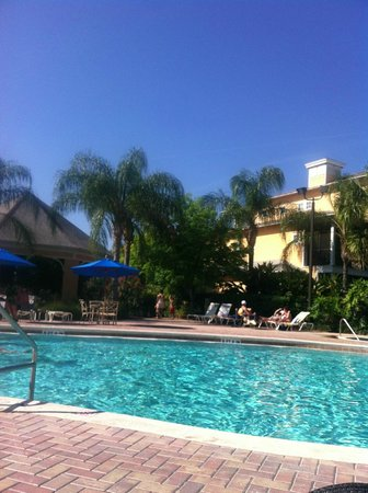 Bahama Bay Resort Orlando by Wyndham Vacation Rentals: One of the pool areas