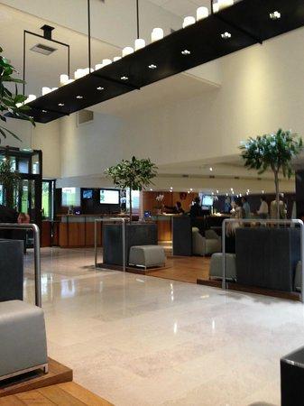 Novotel Paris Les Halles: Lobby