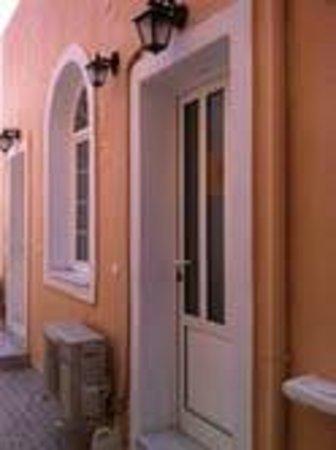 San Giorgio Villa: Outside our Room
