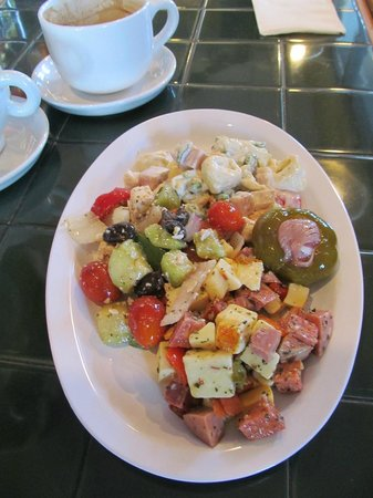 DeFalco's Italian Deli and Grocery: An amazing assortment of salad options