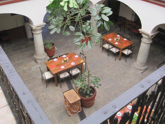 Hotel Parador San Agustin: dining area