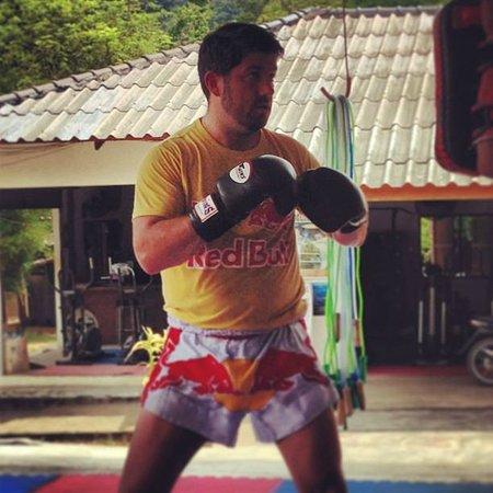 Island Muay Thai: Punches