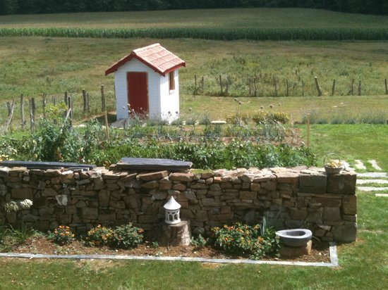 Maison Etchebehere : Vegetable Garden