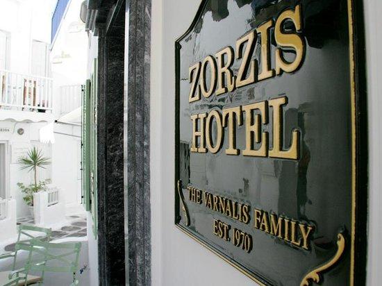 Zorzis Hotel