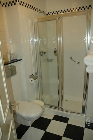 Arbutus Hotel: Standard room - bathroom