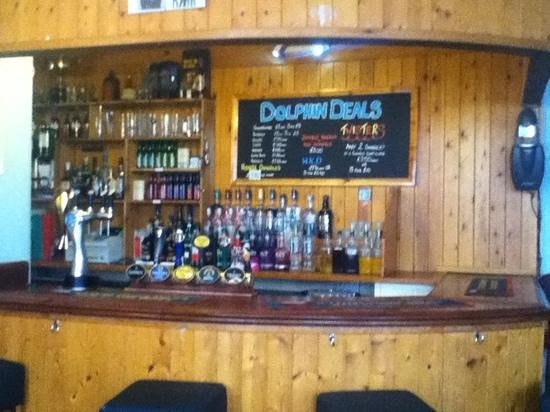 Dolphin Hotel: bar