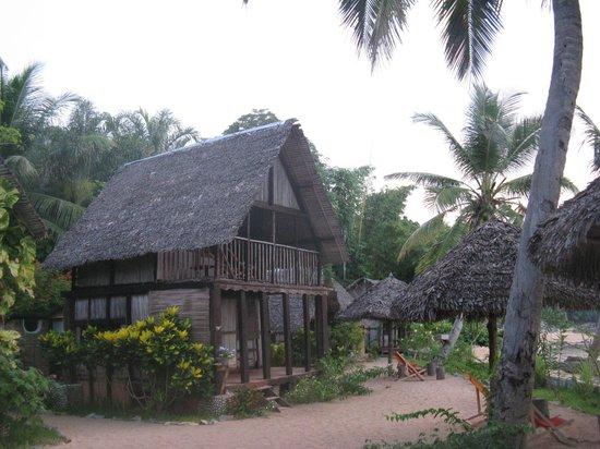 Floraly Komba: Un des bungalow